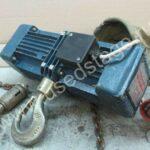 Б/У!Лебедка цепная электрическая. DONATI 314C 1000 kg (Italy)