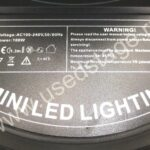 Новый! Led Beam Light 60W (China) — 1шт.