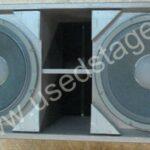 Б/У!L-Acoustics SB218 (France)
