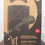 Новая! Активная двухполосная акустическая система RCF ART 715A MKII (Italy)