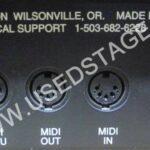 Б/У!Пульт световой NSI MLC 16 (USA)