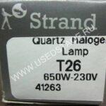Б/У!Комплект из 4-х шт. Театральный прожектор Strand Lighting Prelude 28/40 (England)