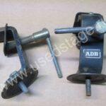 Б/У!Крюк ADB Комплект — 15 шт. Для трубы Ø = max 50 мм.