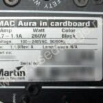 Б/У!Martin MAC Aura (Denmark)