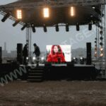 Б/У!Светодиодный экран BARCO Dlite7