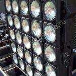 Б/У!Showtec Matrix Blinder 5Х5