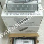 Новые!Комплект 6 шт. светодиодный прожекторCLS RGB Facade 12X3W + 2 шт. диммерCLS LDX 36-3 (England-Netherlands)