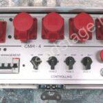 Новый!Пульт для 4 лебёдок CMH-4 (ChainMaster, Lodestar, Verlinder, Prolyft)
