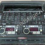 Б/У! Комплект:  пульт Numark CM-200, сдвоенный DJ контроллер DENON DN-D4500