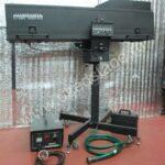 Б/У!Следящий прожектор, пушка, Follow spot Lightmaster LM-3000 xenon DMX (Россия)