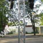 Новая!Универсальная площадка для установки светового оборудования S — 140 для ферм 290х290мм