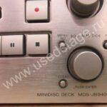 Б/У! SONY MDS-JB940