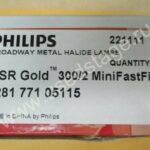 НОВАЯ! Лампа Philips MSR Gold 300/2 MiniFastFit (China).