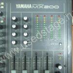 Б/У!ПультYamaha MX 200 16ch