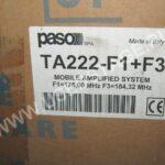 Новая!PASO TA222-F1+F3 (Italy)