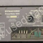 Б/У! Dynacord Powermate 1000 (Germany)