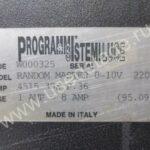 Новый!Световой эффект PSL Random scan W000325 (Italy)
