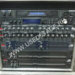 SAMSON Power BRITE PRO9, TC ELECTRONIC M-ONE, DBX 266XL, DBX 1215, DBX 2231