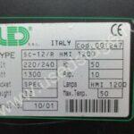 Б/У!Сканер LED lighting SC 12/R 1200W (Italy)