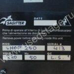 Б/У!Sagitter SHOP 250 (Italy)