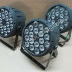 Б/У! LED PAR RGBW 18X10W  SVLight SMP18-10PAR (China)