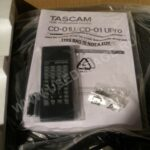 Новый!TASCAM CD-01U PRO