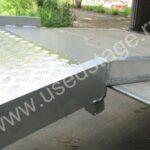 Новый!Трап алюминиевый для погрузочно-разгрузочных работ(Россия)
