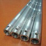 Новые!Алюминиевые трубы Ø=50Х2,5мм Подходит для ферм Prolyte, MDM, ASD, Milos и др.
