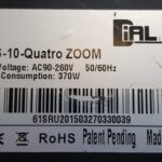Б/У! Dialighting IW36-10-Quatro Zoom (China)