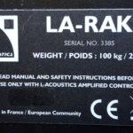 Б/У L Acoustics — LA RACK — ll
