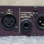 Б/У Контроллер SABINE FBX-2020 2-х канальный (USA)