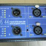 Новый! Сплиттер DMX-512 16 каналов USEDSTAGE DS 44 (Россия)