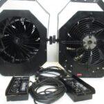 Б/У Комплект:  1) Вентилятор Jem AF-1 (England) — 2 шт.