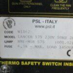Б/У Пушка PSL Lancer 575 (ITALY)