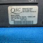 Б/У Усилитель QSC-EX 4000 (USA)