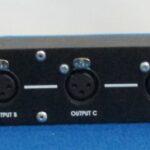 Б/У Сплиттер DMX-512 на 6 каналов Светоч SA-6 (Россия)