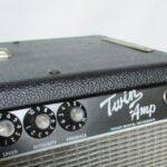 Б/У Комбик FENDER TWIN AMP (USA)