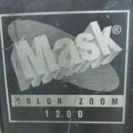 Б/У SAGITTER MASK COLOR ZOOM-1200HMI ( Italy)