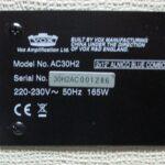 Б/У Комбик VOX AC30H2
