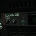 Б/У Комплект усилителей CREST AUDIO(USA) в рэке на колесах.
