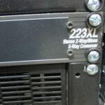Б/У Комплект усилителей CREST AUDIO (USA) в рэке на колесах.