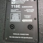 Б/У Комплект Electro-Voice+CREST AUDIO (USA).