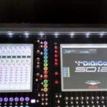 Б/У Пульт DiGiCo SD12 (ENGLAND) в кофре на колесах.