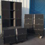 Б/У Линейный массив L-Acoustics K2 (France) — 2018.