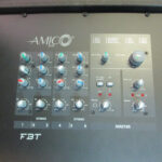 НОВЫЙ! АКТИВНЫЙ FBT AMICO 400 (ITALY)