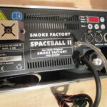 Новая! Дым-машина SMOKE FACTORY SPACEBALL II (GERMANY) в кофре.