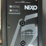 Новые NEXO PS 15 R2 (FRANCE).