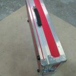 Новый! КЕЙС Pioneer PRO-250FLT-(ENGLAND) цвет красный.