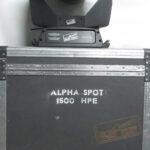 Б/У СLAY PAKY ALPHA SPOT HPE 1500 (ITALY)