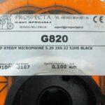 Новый! Кабель микрофонный PROSPECTA (Italy) G820